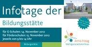 dazu: hier im Flyer (pdf). - Anna-Haag-Mehrgenerationenhaus