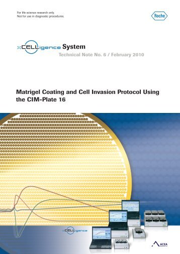 Cell Migration, Chemotaxis And Invasion Assay Using