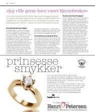 Interview i Citymagasinet - Inger Gammelgaard Madsen