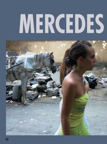 Mercedes-landet - Øjvind Kyrø