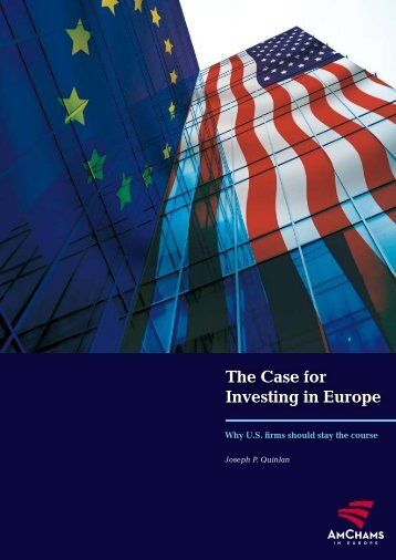 The Case for Investing in Europe (PDF) - MailChimp