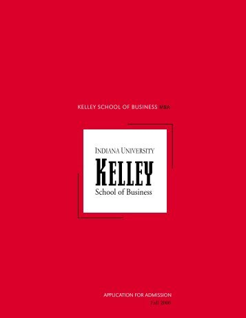 Download - Kelley School of Business - Indiana University