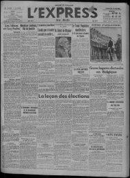 24 MAI 1936 - Bibliothèque de Toulouse - Mairie de Toulouse