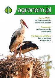agronom.pl Wiosna 2013 - Osadkowski SA