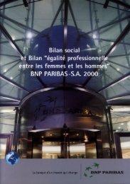 2000 - BNP Paribas
