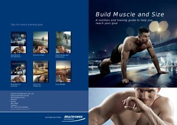 Build Muscle and Size - Gfitness