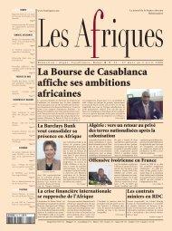 La Bourse de Casablanca affiche ses ambitions africaines