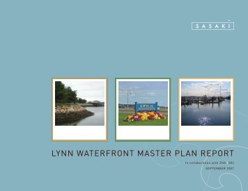 lynn waterfront master plan report - Economic Development and ...