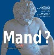 Rapport om forsknings- og praksiserfaringer ... - Mandecentret