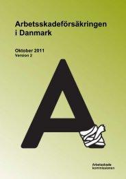 Arbetsskadeförsäkringen i Danmark - Arbetsskadekommissionen