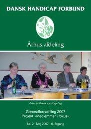 Maj 2007 - DHF-aarhus.dk