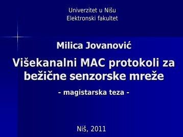 ppt - Univerzitet u Nišu
