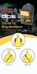 Sling-Backpack 123-GO-10 - OpticsPlanet.com