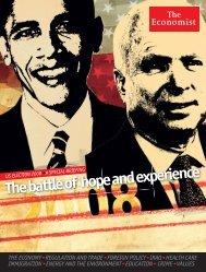 US Election 2008 (pdf) - The Economist