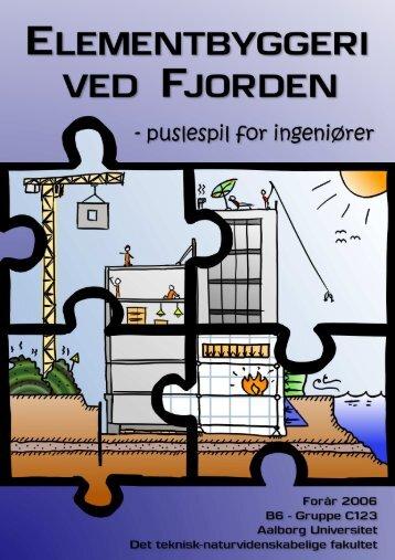 Titel: Elementbyggeri ved Fjorden - Rikke og Jakob Hausgaard Lyngs