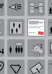 Program for Det Gode Hospice i Danmark - Realdania