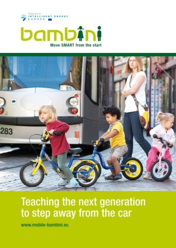 Final Brochure - BAMBINI Project