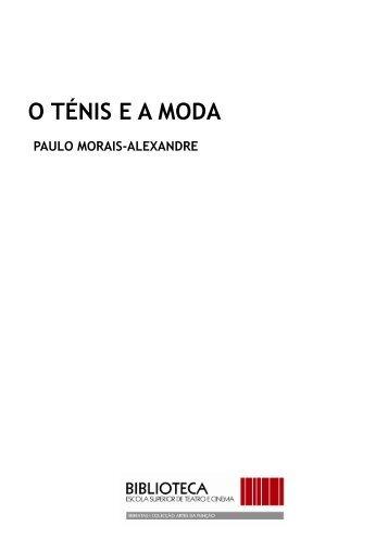 O TÉNIS E A MODA