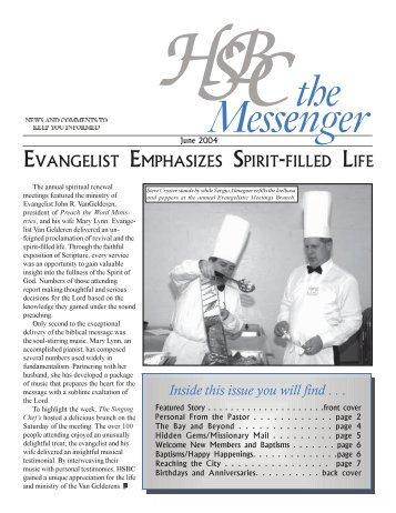April 2004 - Hamilton Square Baptist Church