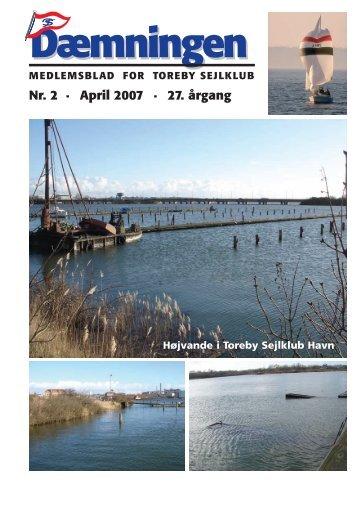 Dæmningen - Toreby Sejlklub
