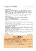 Dæmningen - Toreby Sejlklub - Page 6