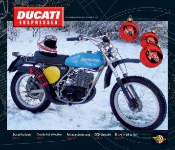 E K S P R E S S E N - Ducati Klub Danmark