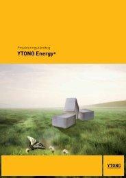 YTONG Energy+
