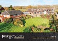 Woodlands Lughorse Lane | Yalding | Kent | ME18 ... - Fine & Country