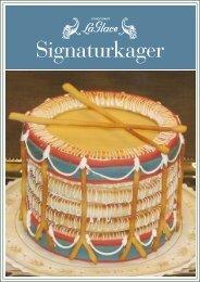 Signaturkager - La Glace