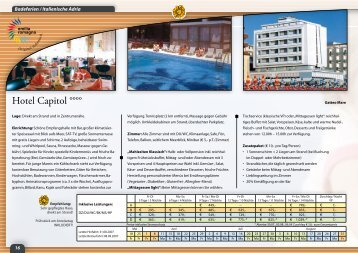 Hotel Capitol °°°°