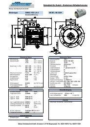 DB - DMA2 100 LA-4 - Stoewer Antriebstechnik