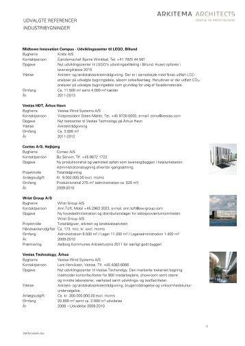 Retsmedicinsk Institut, Skejby Sygehus - Arkitema