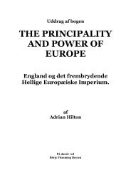 The Princepality and Power of Europe - The Spirit of Prophecy ...