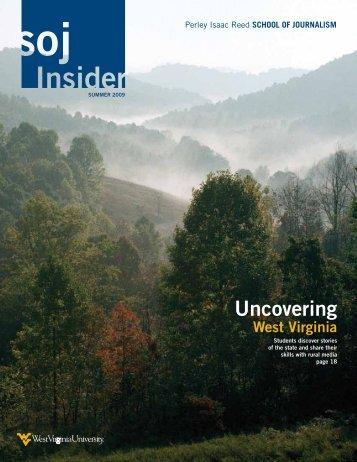 Uncovering - West Virginia University
