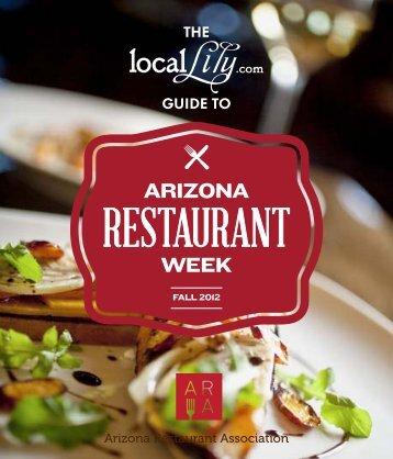 Arizona Restaurant - Local Lily