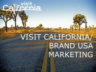 Introducing Brand USA - the California Tourism Industry Website