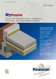 Styrozone insulation - CMS