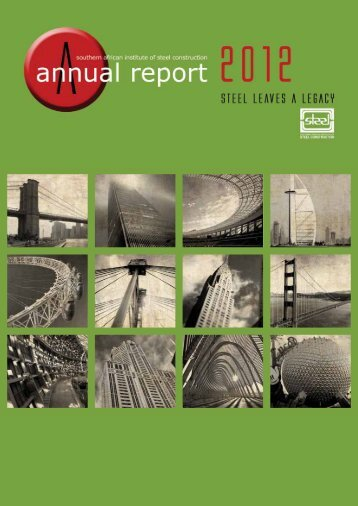 2012 4.11Mb | PDF - Southern African Institute of Steel Construction