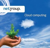 Cloud Brochure Rev 02-09-10 FINAL.indd - Netgroup