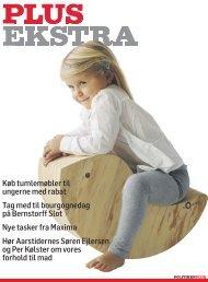 Køb tumlemøbler til ungerne med rabat Tag med til ... - Politiken Plus