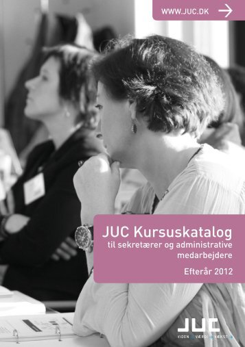 JUC Kursuskatalog