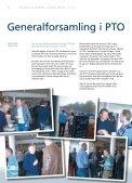 Medlemsorientering for Praktiserende Tandlægers ... - PTO - Page 4