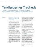 Medlemsorientering for Praktiserende Tandlægers ... - PTO - Page 6