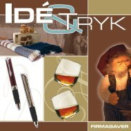 firmaGaver - IDÉ & TRYK FYN ApS
