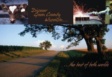 Layout 10 - Green County Development Corporation