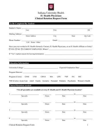 Expedited Neurology Appointment Request Form | Physician ...