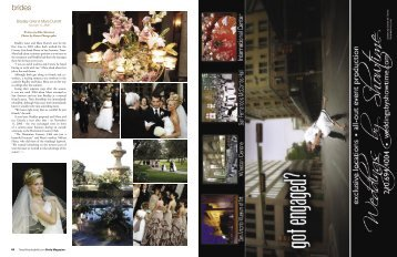 brides - Real Texas Weddings