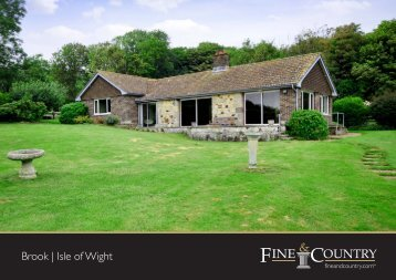 Brook | Isle of Wight - Fine & Country