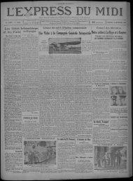 13 septembre 1929 - Bibliothèque de Toulouse