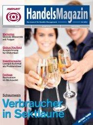 Schaumwein - Markant Handels und Service GmbH